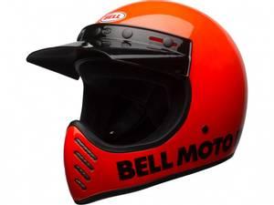 Bilde av BELL Moto-3 Helmet Classic